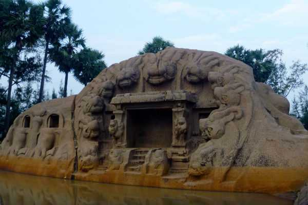 mamallapuram-tiger-cave