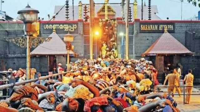 annadhanam-will-not-be-given-in-sabarimala