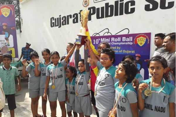 tamilnadu-girls-secured-gold-in-national-rollball-championship