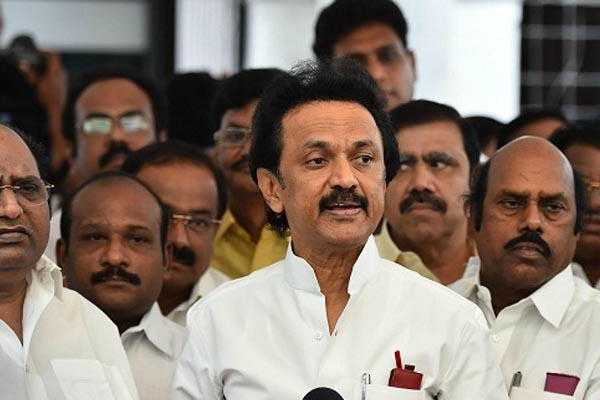cyclone-gaja-dmk-mk-stalin-announced-rs-1-crore-for-relief-fund