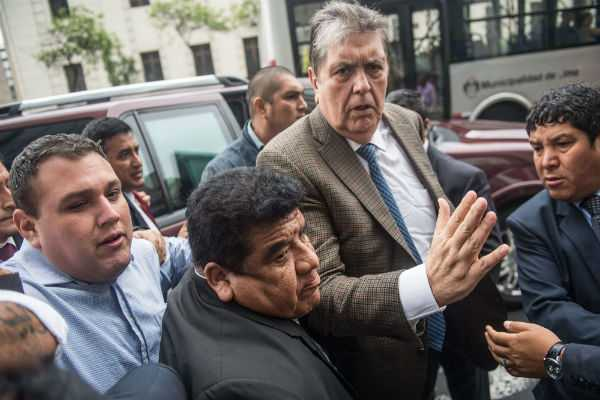 peru-says-ex-president-has-sought-asylum-in-uruguay