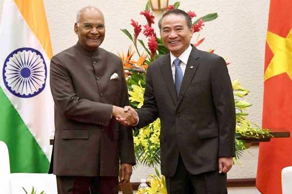 president-kovind-to-addrress-national-assembly-in-vietnam