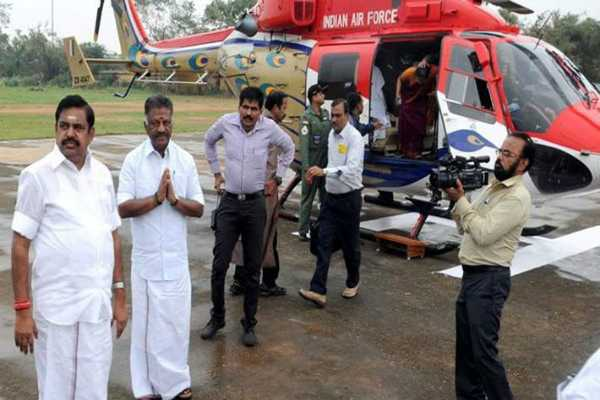 the-pastor-of-the-governor-was-edappadi-palanisamy-sudden-visit