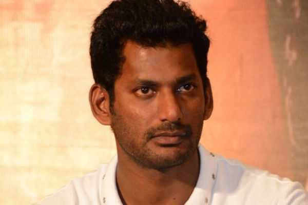 actor-vishal-will-appear-the-court-on-the-11th-of-the-service-tax-case
