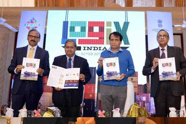 commerce-minister-launches-logo-and-brochure-of-logix-india