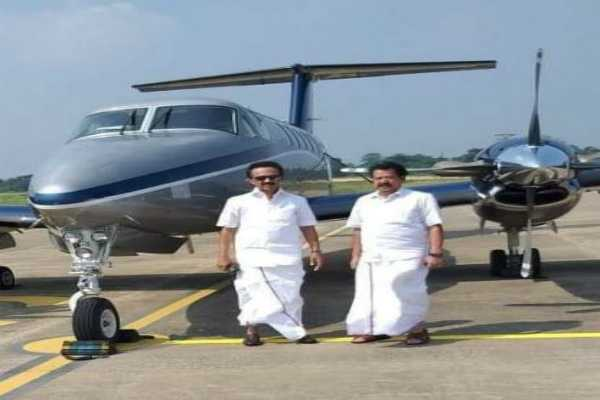 who-knows-the-individual-plane-traveled-by-mk-stalin