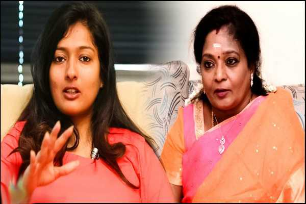 what-can-you-do-biggboss-gayatri-who-is-crying-for-tamilisai