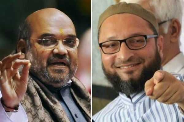 didn-t-know-amit-shah-likes-it-will-ask-kcr-to-send-beef-biryani-to-bjp-chief-asaduddin-owaisi