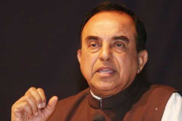 sidhu-should-be-arrested-under-national-security-act-su-swamy