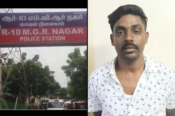 rowdy-little-john-arrested-in-chennai