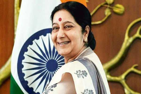 india-economic-increases-7-3-said-sushma-swaraj
