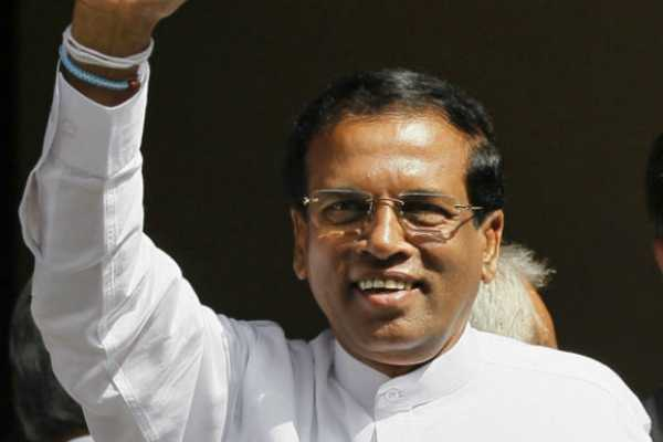 sri-lankan-president-maithripala-sirisena-is-considering-dropping-an-attempt-to-dissolve-parliament