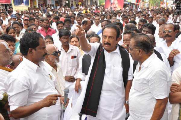 vaiko-protest-against-tn-governor-for-releasing-rajiv-murder-case-convicts