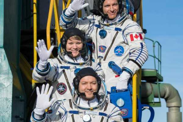 astronauts-from-3-countries-fly-to-iss