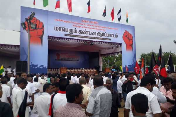 the-struggle-with-the-dmk-and-the-communal-parties-on-the-issue-of-the-megathathu-dam