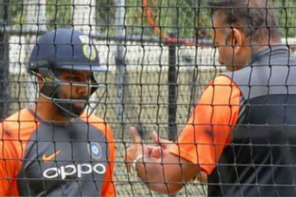 rohit-sharma-attends-optional-practice-session-in-line-to-play-first-test-against-australia
