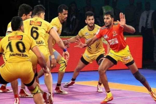 pro-kabaddi-league-gujarat-fortunegiants-beat-telugu-titans