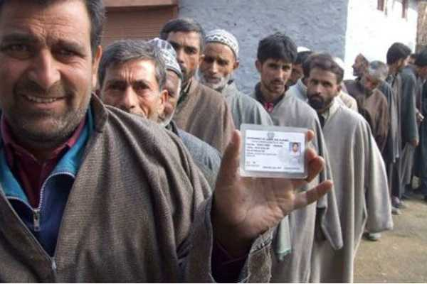 jammu-kasmir-8th-phase-of-local-body-election-going-on