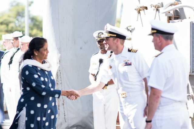 defence-minister-nirmala-sitaraman-s-visit-to-us