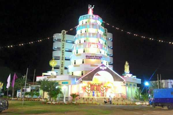 achiruppakkam-madha-church-special-story