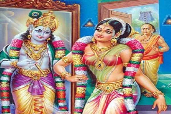 andal-nachiyar-the-one-who-conquered-god-by-her-devotion