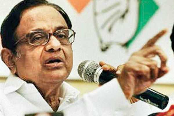 please-stay-out-of-rafale-debate-says-p-chidambaram-to-forces
