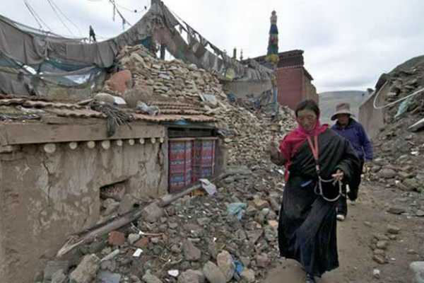 mild-earth-quake-strikes-tibet