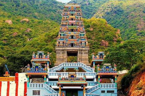 special-features-of-marudhamalai-murugan-temple