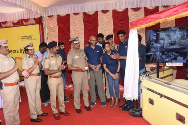 a-k-viswanathan-is-activate-the-function-of-56-cameras-in-adyar