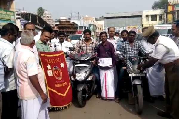 kumbakonam-awareness-on-road-safety