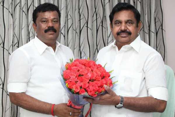 minister-balakrishna-reddy-meets-tn-cm-edappdi-palanisamy