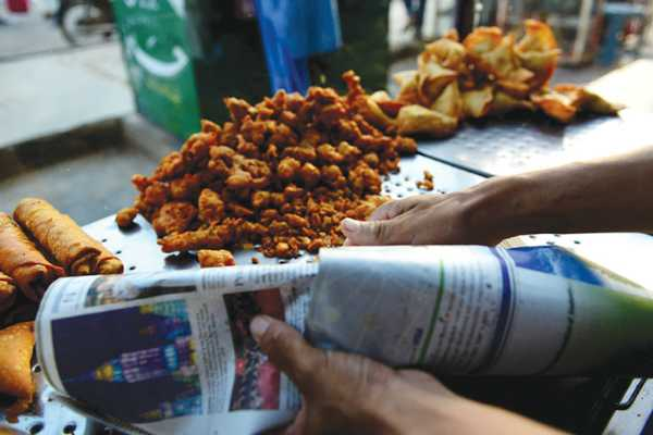 selling-food-items-in-newspapers-is-an-offence