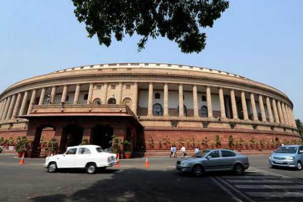 rajya-sabha-adjourned-upto-2-pm-amid-protest-against-quota-bill