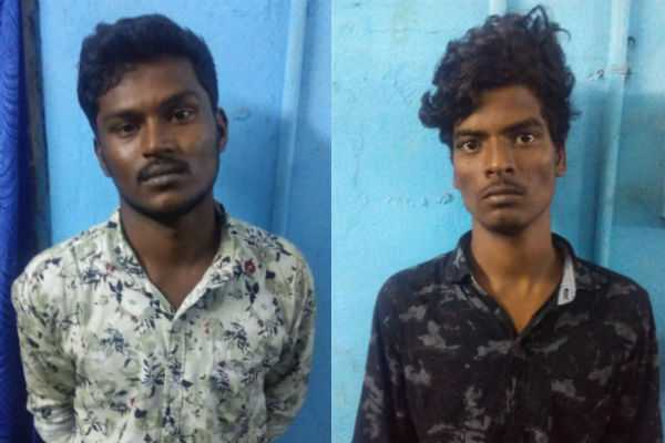 chennai-theft-2-arrested