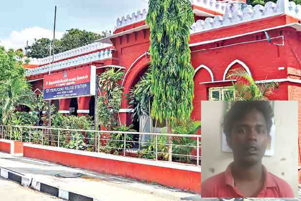 mobile-theft-at-jayalalitha-s-memorial-place-one-arrested