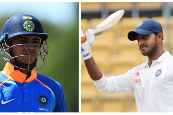 cricket-vijay-shankar-shubman-gill-to-replace-kl-rahul-hardik-pandya-in-odi-side