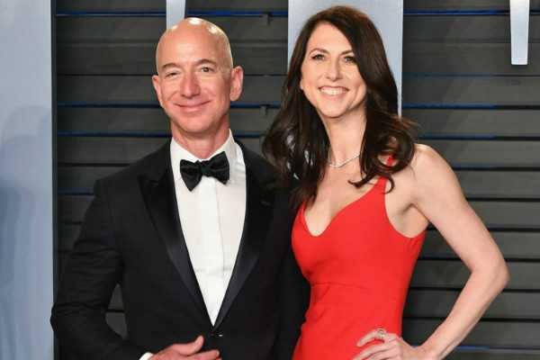 amazon-chief-jeff-bezos-divorce-could-lose-half-of-his-assets-in-settlements