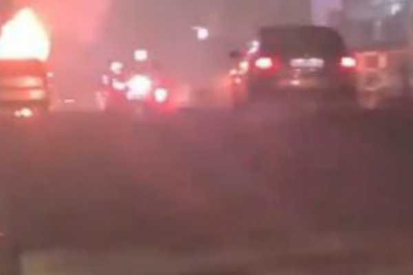cab-goes-up-in-flames-passenger-tweets-ordeal-in-chennai