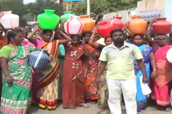 salem-n-palayam-people-complaint-to-collector-regarding-non-supply-of-water
