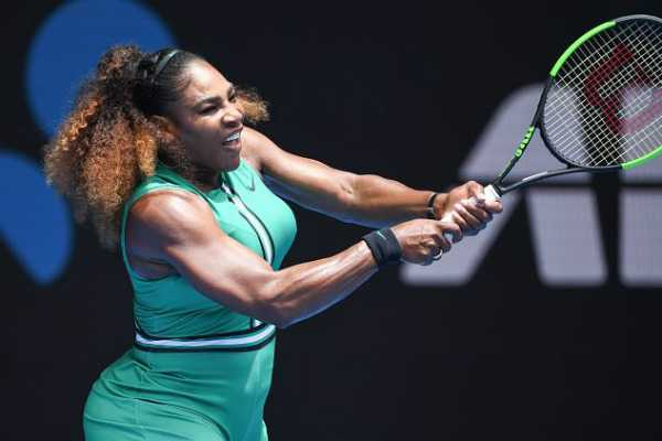 serena-beats-simona-halep-to-advance-to-quarter-finals