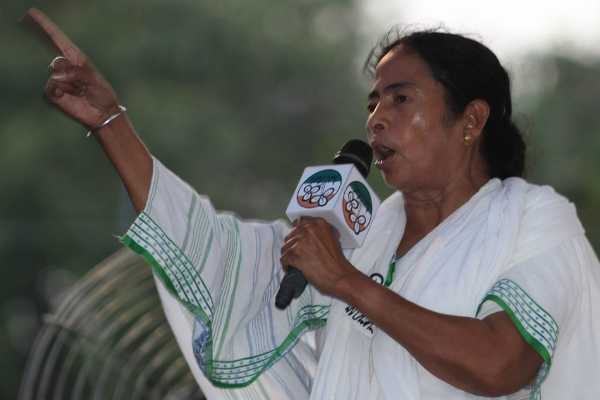 west-bengal-mamata-banerjee-rajnath-singh-have-heated-exchange-after-amit-shah-rally