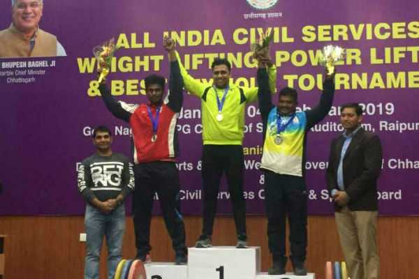 salem-weighlifter-won-silver-in-the-all-india-civil-services-weightlifting-championship