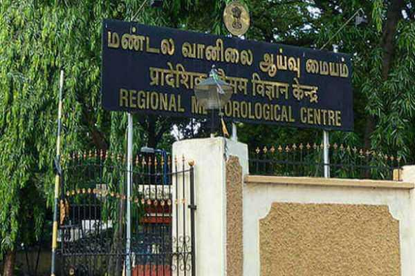 chennai-meteorological-center-report