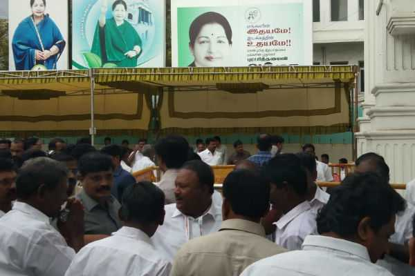 admk-parliament-election-application-distribution