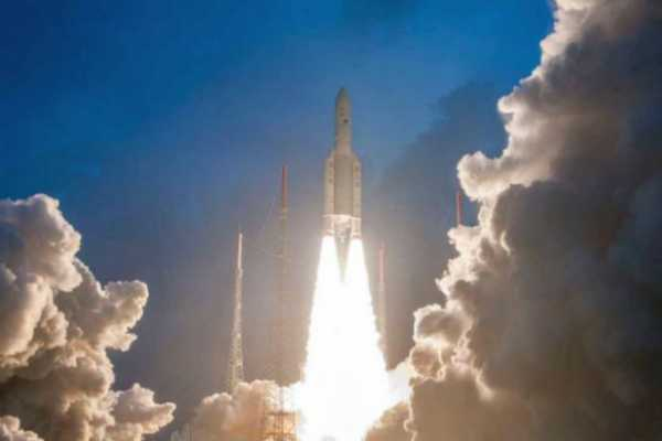 isro-set-to-launch-communication-satellite-gsat-31-from-french-guiana-on-wednesday