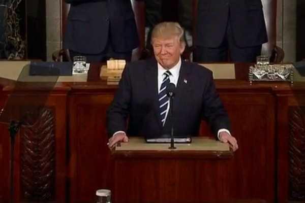 trump-delivers-his-speech-in-us-parliamet-today