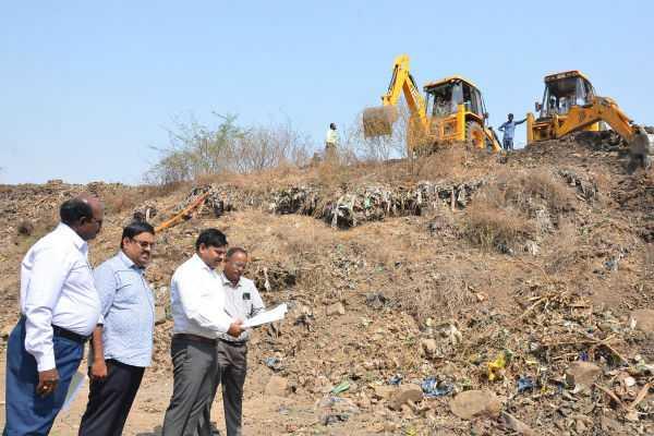 salem-smart-city-scheme-commissioner-inspected