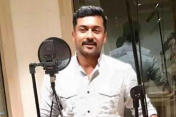 suriya-sivakumar-completed-the-teaser-dubbing