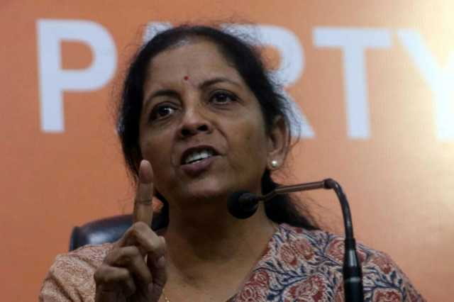 congress-is-flogging-a-dead-horse-nirmala-sitharaman