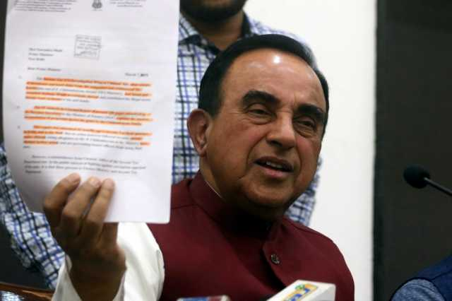 many-congressman-will-be-sent-to-jail-soon-subramanian-swamy